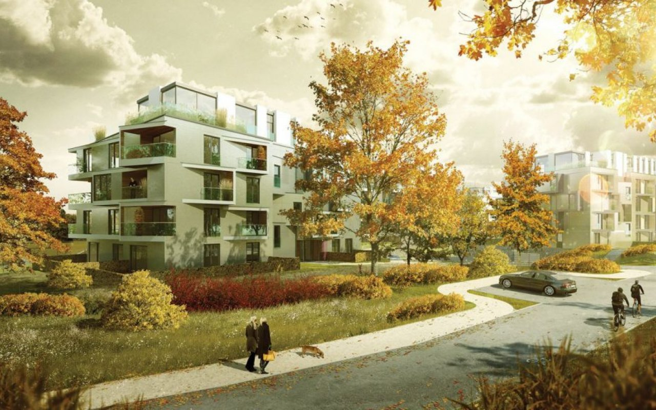 Apartment for sale in Prague, Czech Republic for € 586,484 ...