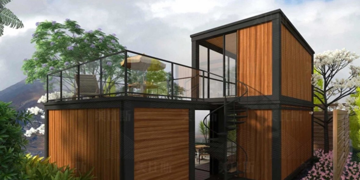 Prefabricated houses with Aliexpress: pros and cons and popularity forecasts