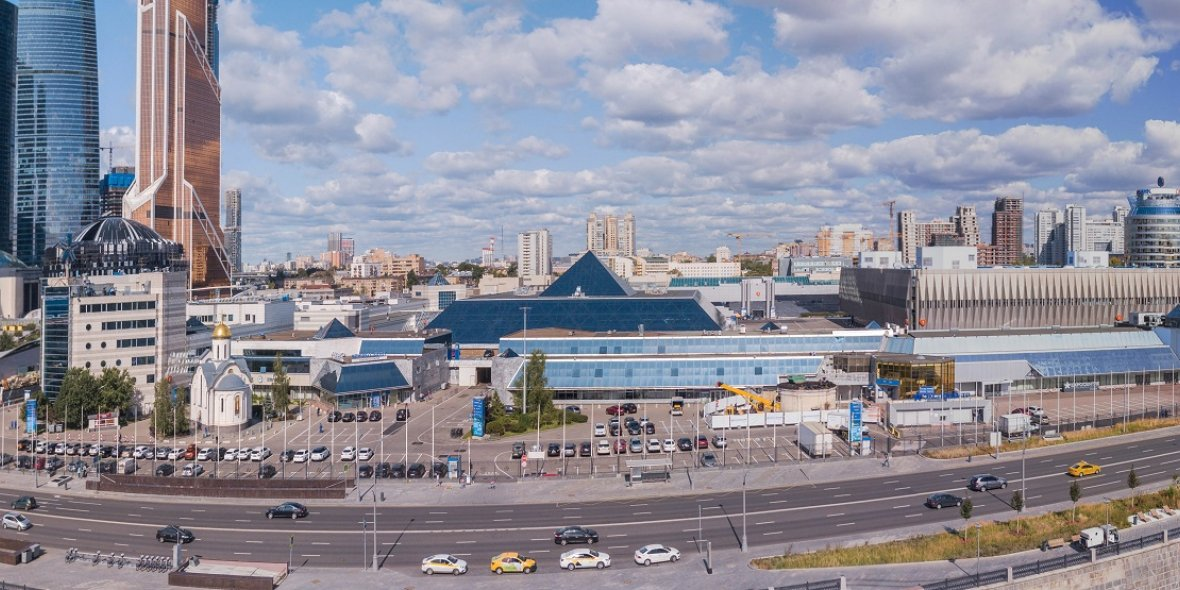 Overseas Real Estate Exhibition MPIRES in Moscow, October 2-3, 2020