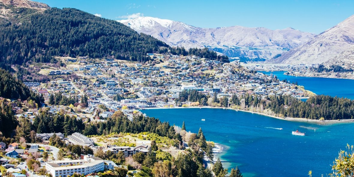 The growth rate of residential property prices has increased in New Zealand 2021