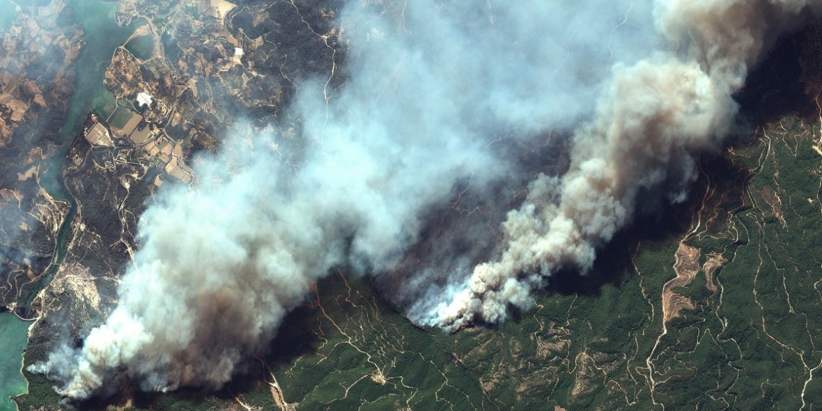 Turkey onfire: how the fire situation affected tourists and vacation home owners 2021