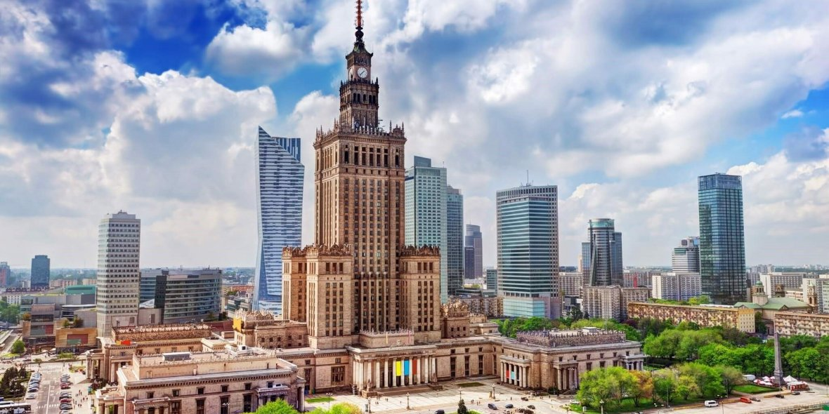 Smart Warsaw: why the Polish capital is considered the most comfortable city in Europe