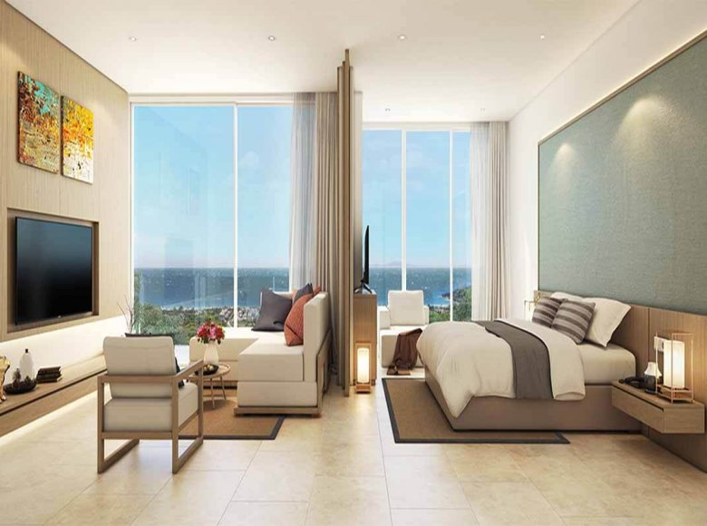 2 room apartment 8 850 m² in Phuket Province, Thailand - 28127799