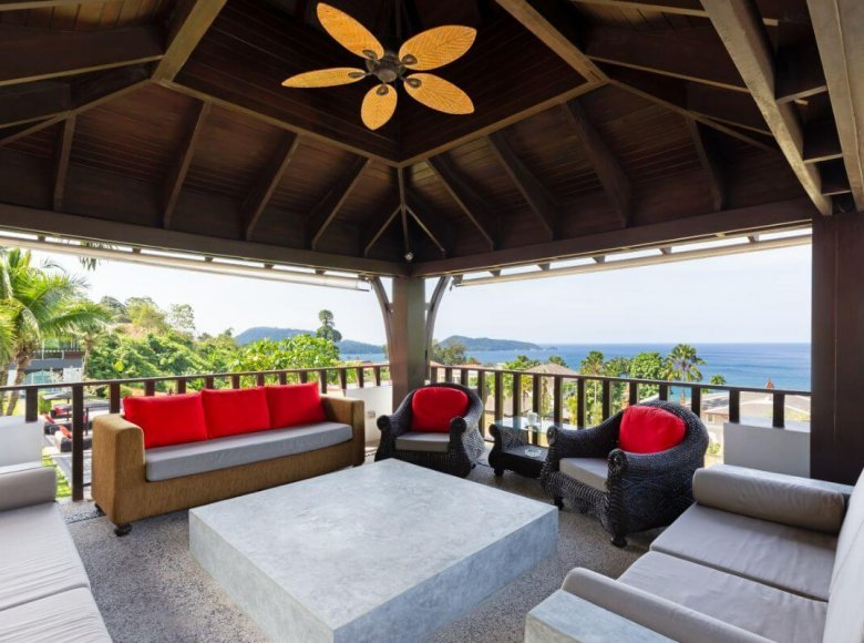 Houses and villas 8 bedrooms 1 050 m² in Phuket Province, Thailand - 41570129