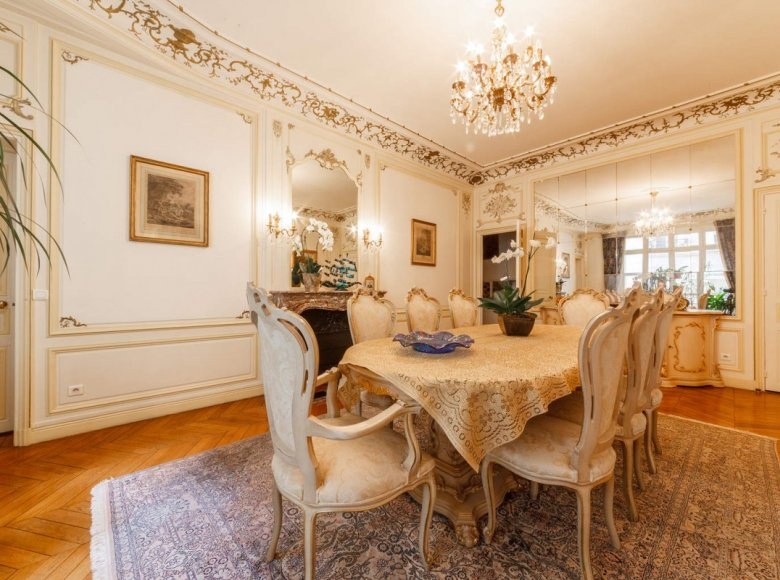 4 room apartment  for sale in Paris, France for € 6,000,000 - listing #85958