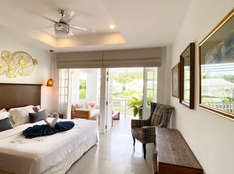 1 room apartment 76 m² in Phuket Province, All countries - 34533317