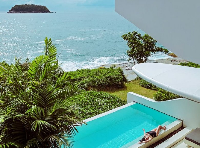 2 room apartment  for sale in Phuket Province, Thailand for € 1,186,900 - listing #86272