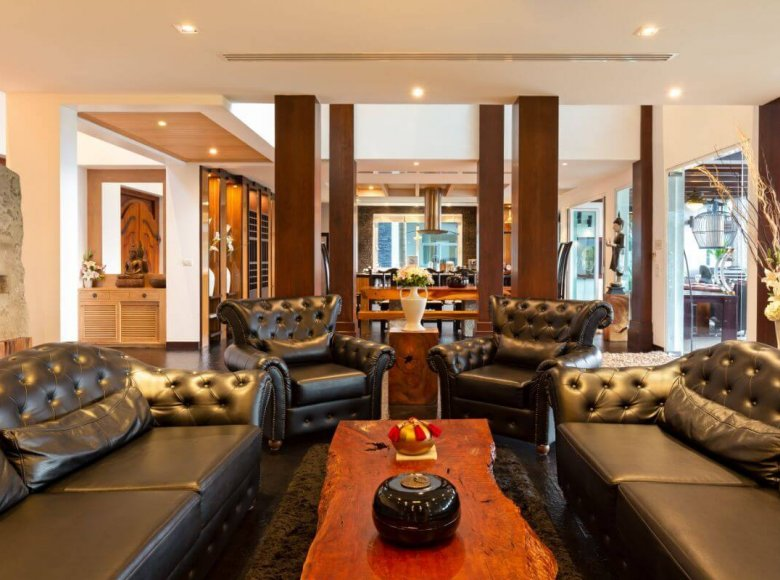 Houses and villas 8 bedrooms 1 050 m² in Phuket Province, Thailand - 41570133