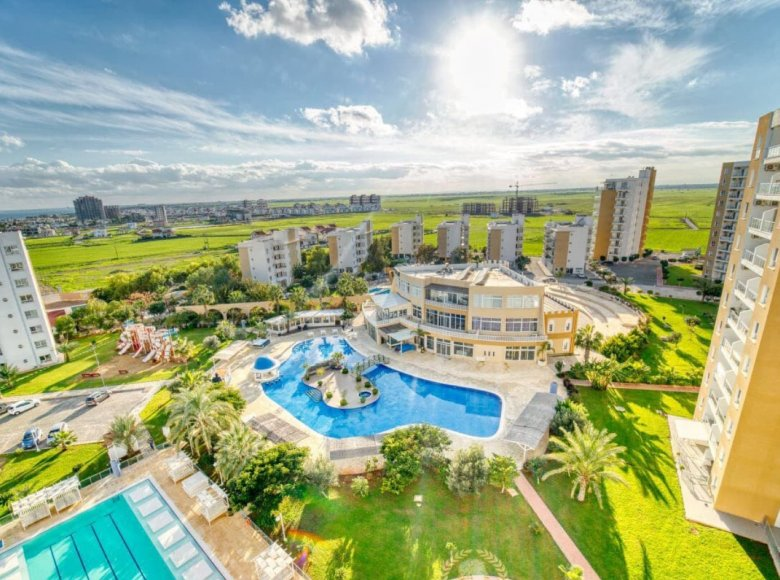 1 room apartment  in Northern Cyprus, Northern Cyprus - 32772655