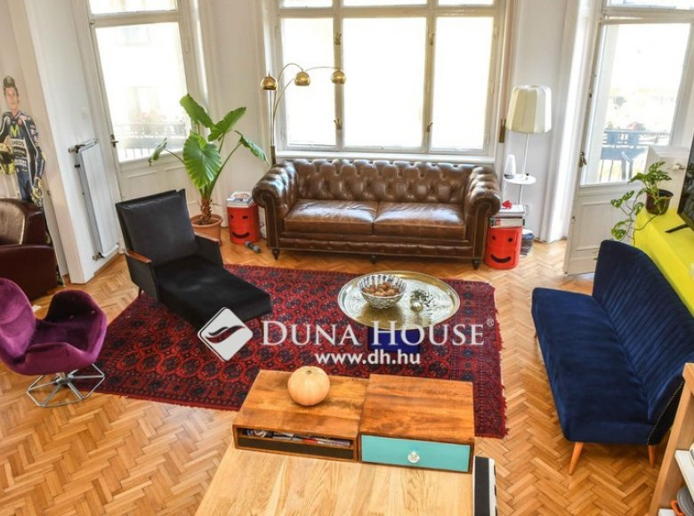 Apartment 89 m² in Budapest, Hungary - 34749807