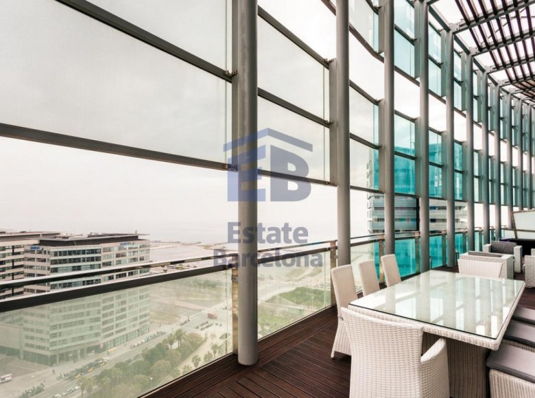 3 room apartment 223 m² in Barcelona, Spain - 28135788