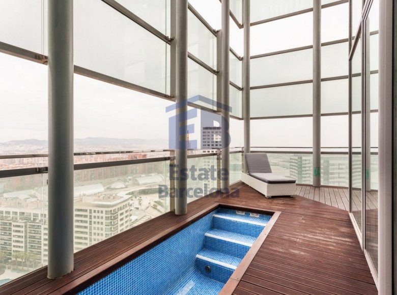 3 room apartment 223 m² in Barcelona, Spain - 28135766
