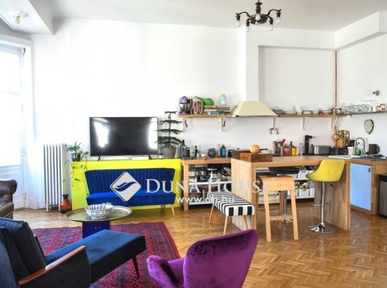 Apartment 89 m² in Budapest, Hungary - 34749810