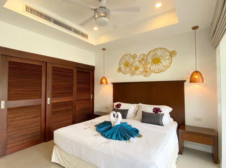 1 room apartment 76 m² in Phuket Province, All countries - 34533313