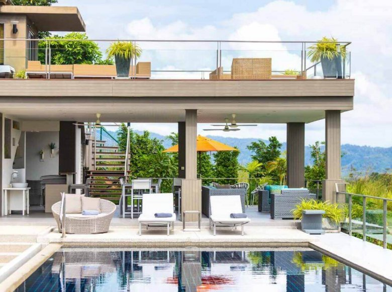 Houses and villas 7 bedrooms 1 220 m² in Phuket Province, Thailand - 32078141