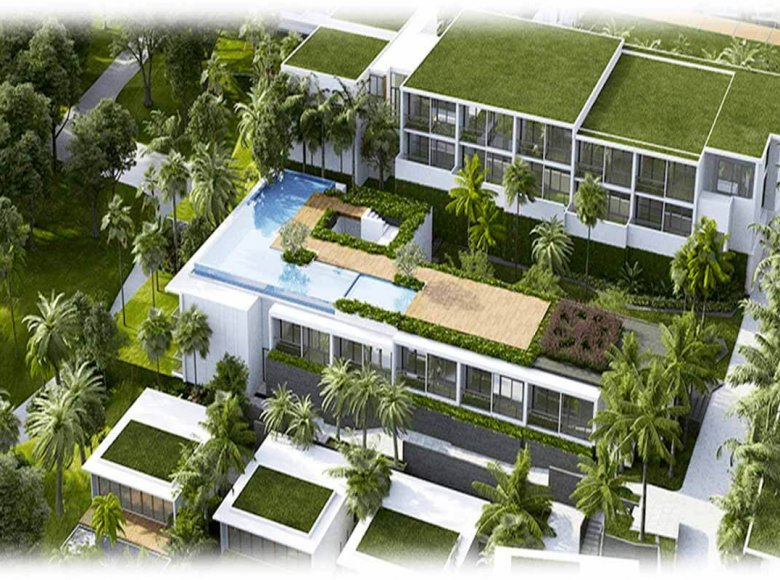2 room apartment 8 850 m² in Phuket Province, Thailand - 28127796