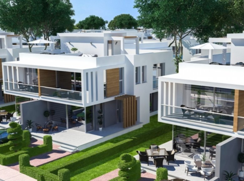4 room apartment 52 m² in Northern Cyprus, Northern Cyprus - 31828981