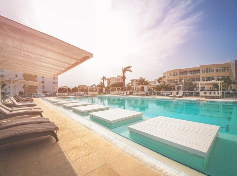 1 room apartment  in Northern Cyprus, Northern Cyprus - 32772660