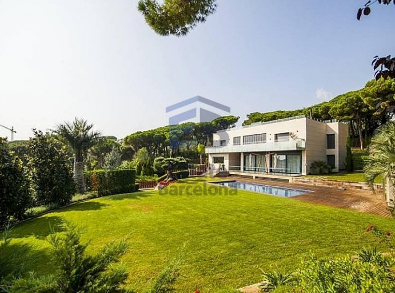 6 room house in Costa del Maresme
