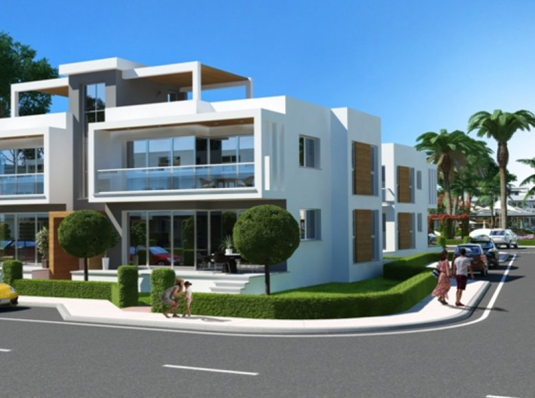 4 room apartment 52 m² in Northern Cyprus, Northern Cyprus - 31828985