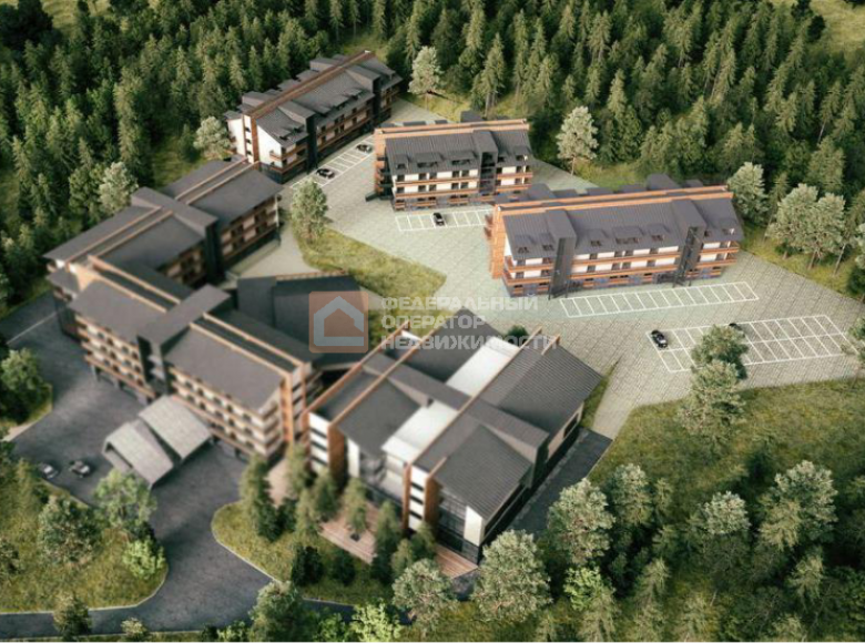 Wohnung 1 Zimmer 27 m² in Tverskoy District, Russland - 34477232