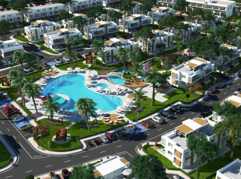 4 room apartment 52 m² in Northern Cyprus, Northern Cyprus - 31828980