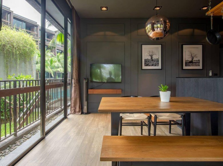 2 room apartment 94 m² in Phuket Province, Thailand - 30806105