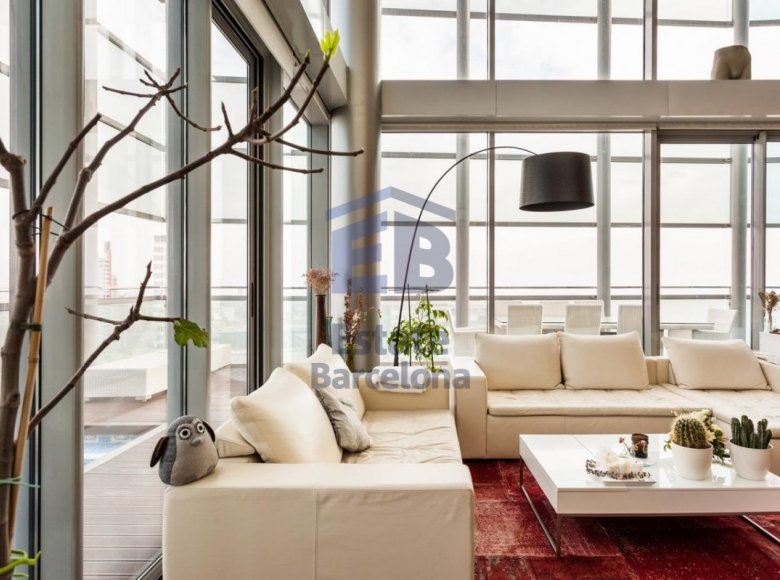 3 room apartment 223 m² in Barcelona, Spain - 28135771