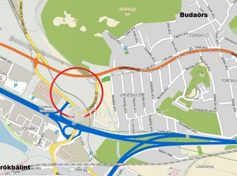 Land for sale in Budaoers, Hungary for € 2,996,413 - listing #146191