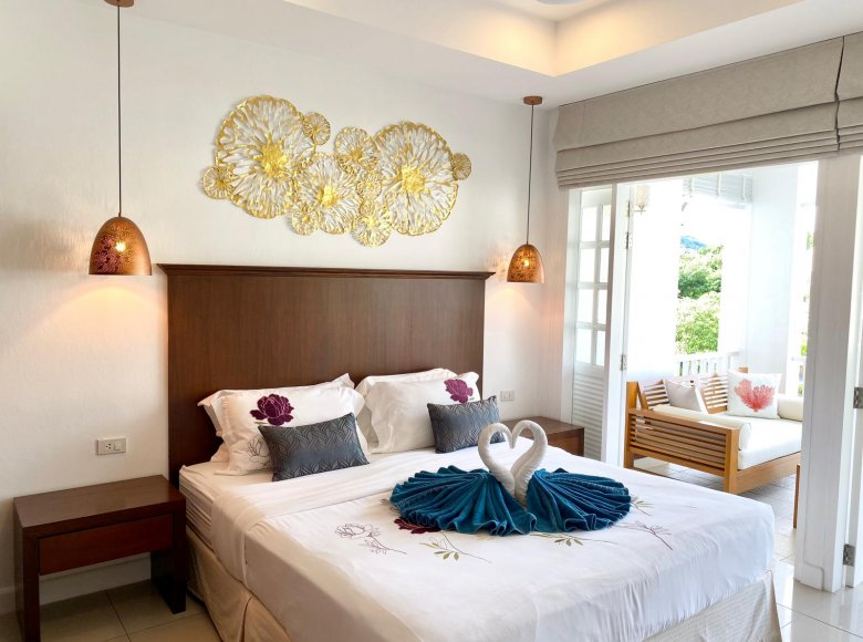 1 room apartment 76 m² in Phuket Province, All countries - 34533314