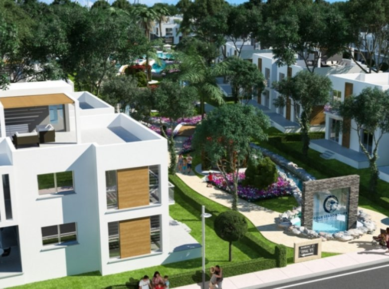 4 room apartment 52 m² in Northern Cyprus, Northern Cyprus - 31828988