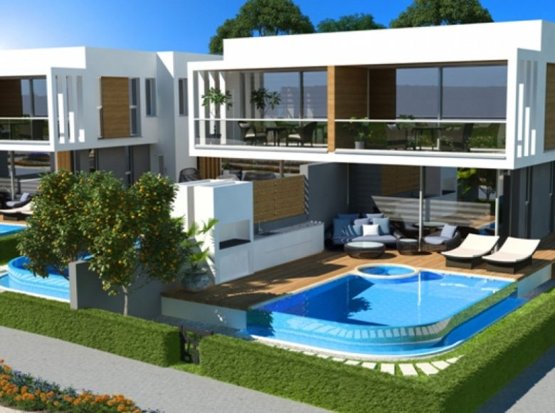 4 room apartment 52 m² in Northern Cyprus, Northern Cyprus - 31828978