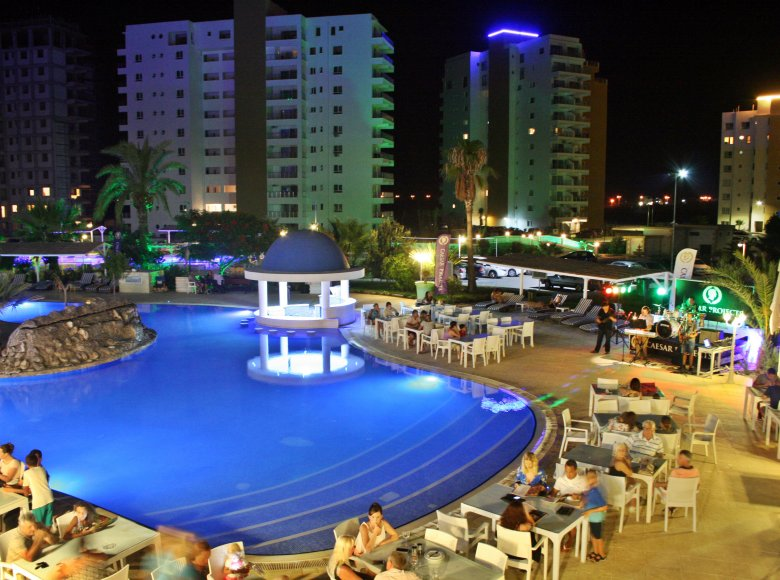 1 room apartment  in Northern Cyprus, Northern Cyprus - 28569954