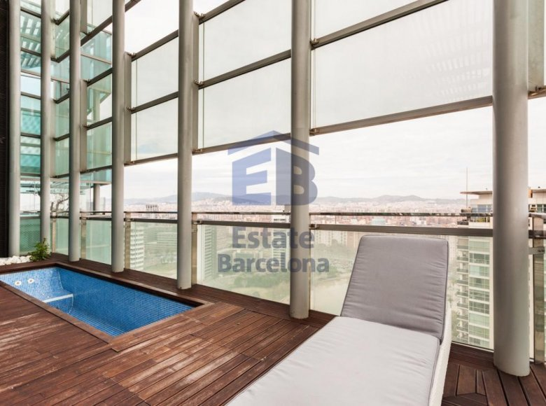 3 room apartment 223 m² in Barcelona, Spain - 28135767