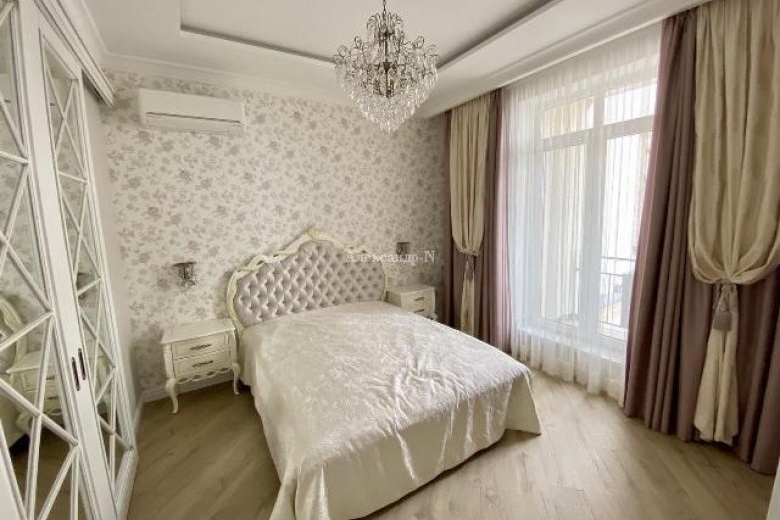A two-bedroom premium apartment in Odessa
