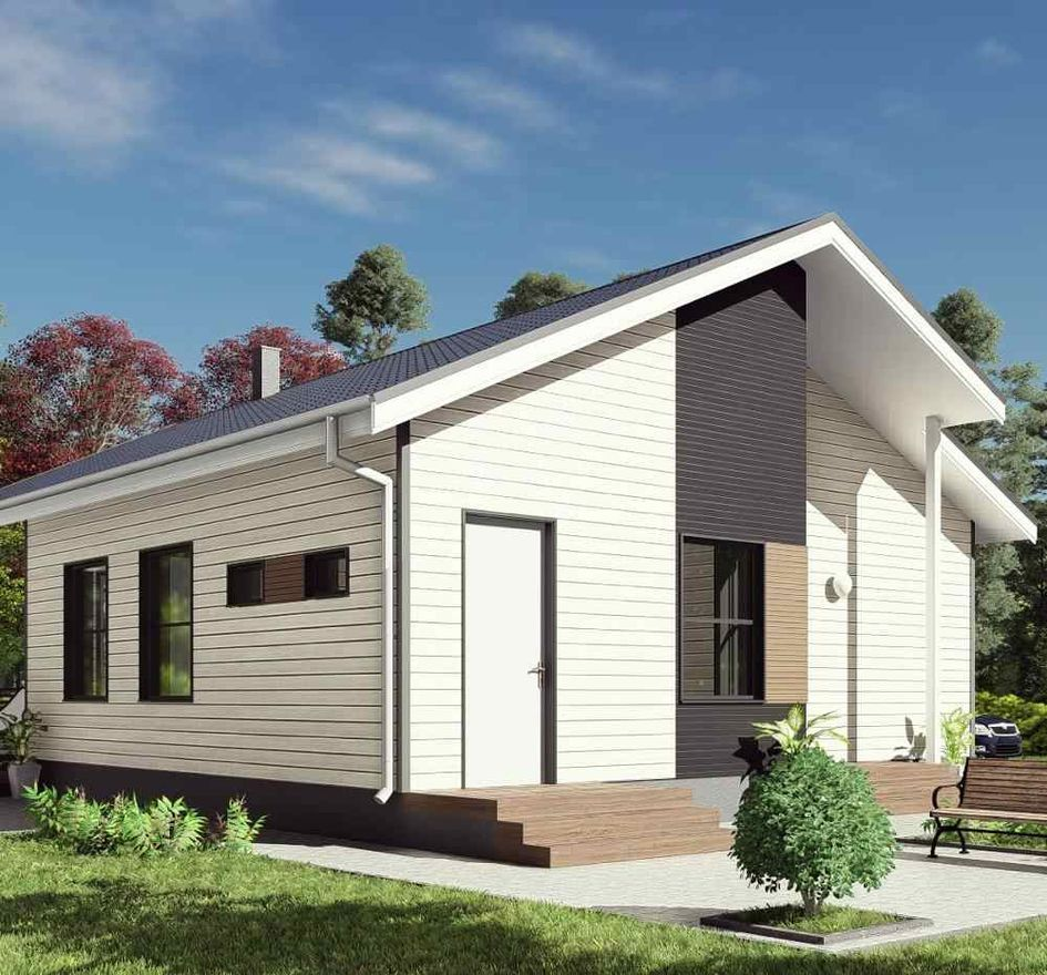 The benefits of prefab houses