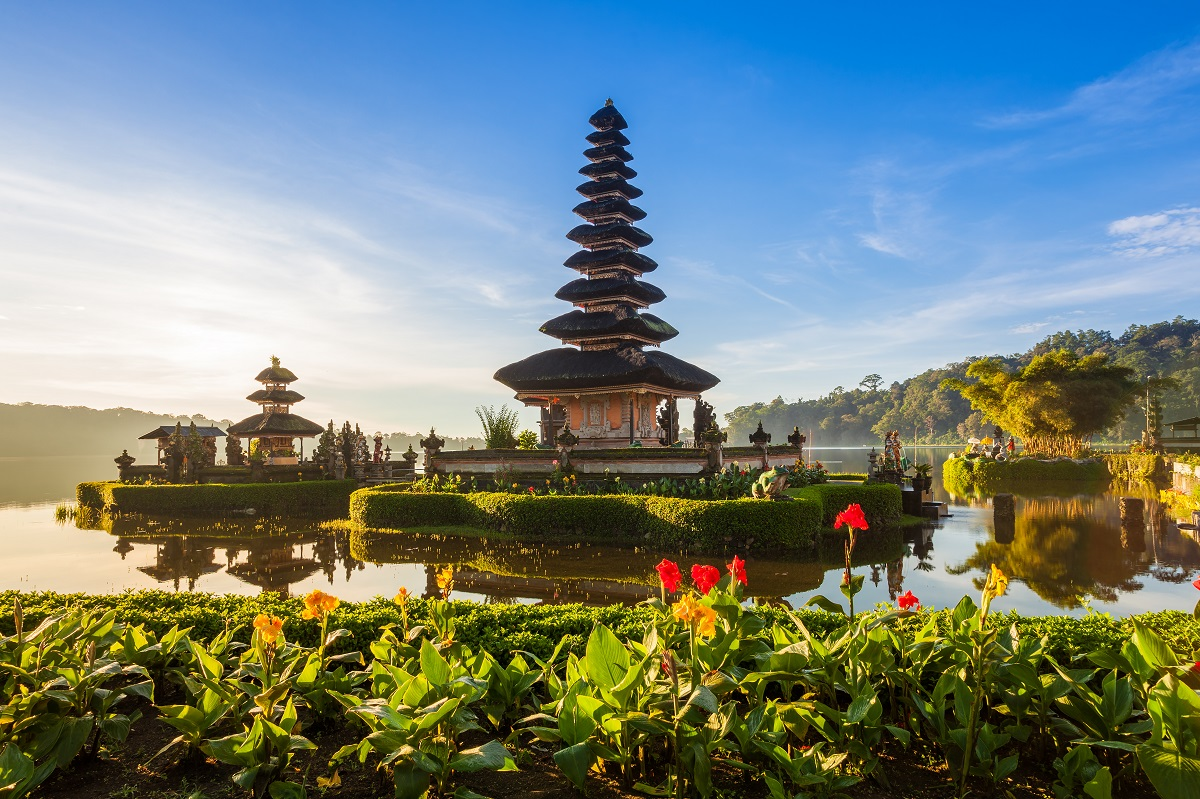 Winter in Bali