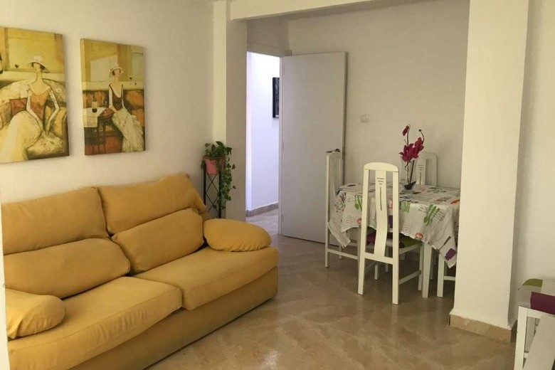 An apartment in Torrevieja
