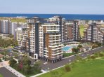1 room apartment 29 m² in Trikomo, Northern Cyprus