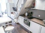 Apartamento 26 m² en Budapest, Hungría