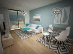 Apartamento 2 habitaciones 70 m² en Ulcinj, Montenegro