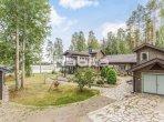 Casa 4 habitaciones 186 m² en Pieksaemaeki, Finlandia