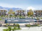 Дуплекс 5 комнат 83 м² на Северном Кипре, Северный Кипр