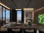 Penthouse 2 Schlafzimmer 97 m² in Trikomo, Nordzypern