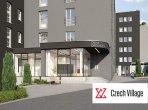 3 room apartment 107 m² in Prague, Czech Republic