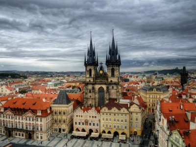The number of expatriate workers in the Czech Republic has tripled over the last 10 years