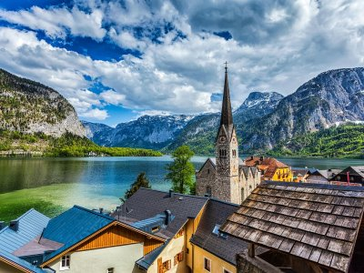 A country of mountains, music and castles. The most important facts about Austria