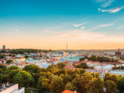 The chief executive officer ofthe Capital Realty Agency inLithuania talks about how tomove toLithuania onlegal grounds