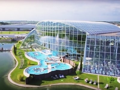 Poland to Build a Major Water Park in the Old World