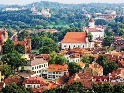 Lithuania opened its borders to citizens of Belarus due to the complex situation in the country. How much does a property cost in Lithuania?